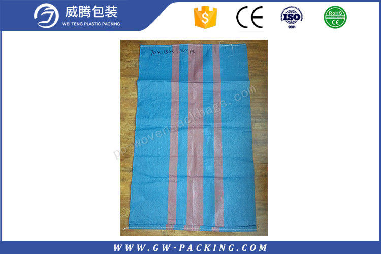 25kg Lamintaed PP Woven Sack Bags For Building Material Packing With Valve
